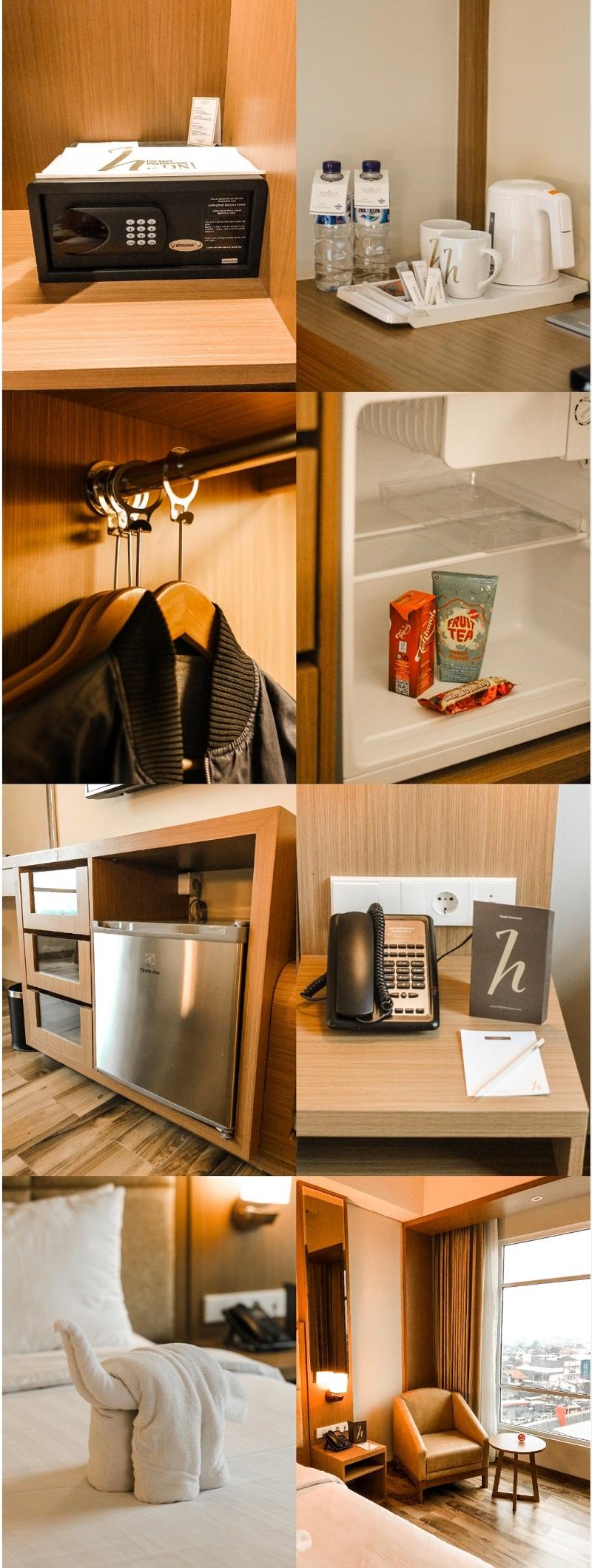 Room Horison Hotel Ciledug 05.jpg