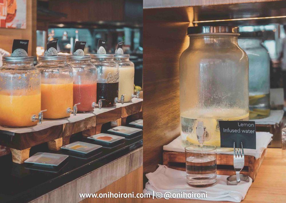 1 Breakfast The Stones Hotel Bali Legian Oni Hoironi