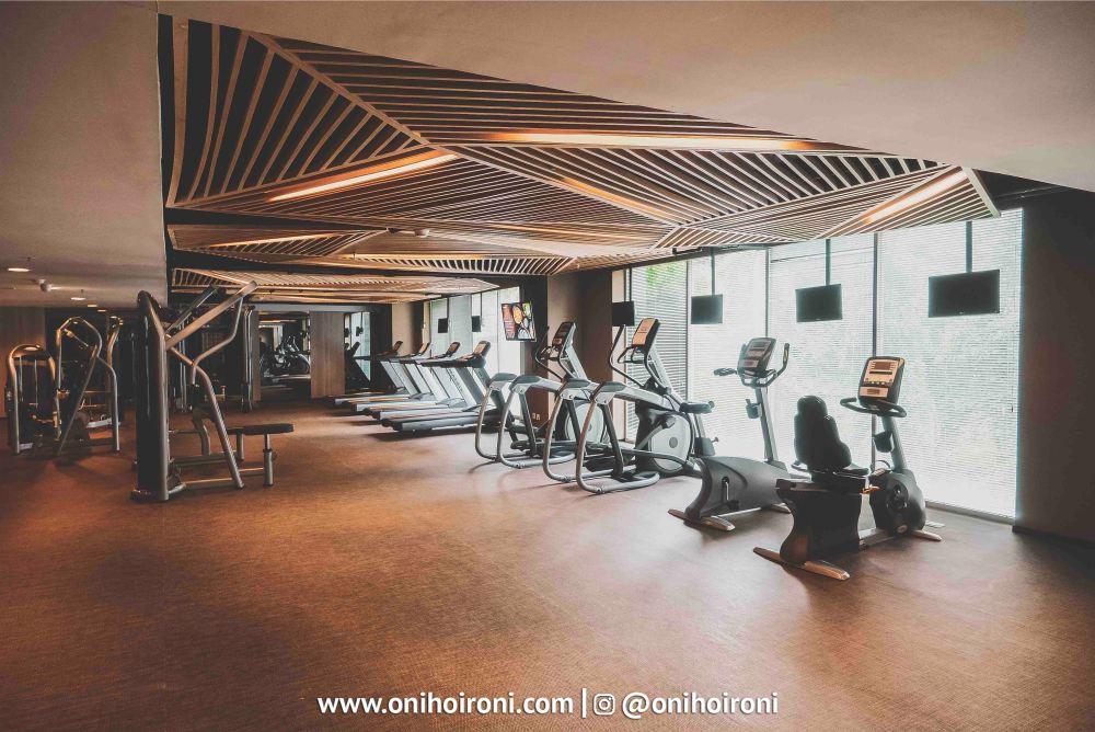 1 Fitness the stones hotel legian bali