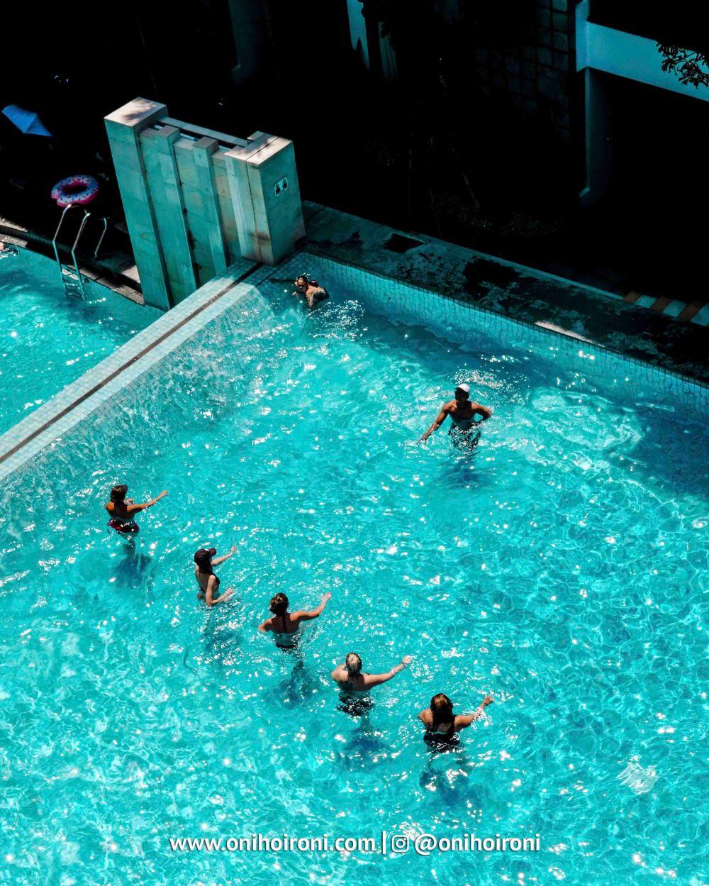1 Swimming Pool Courtyard Seminyak 2