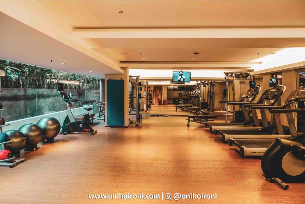 2 Fitness Courtyard Seminyak Bali