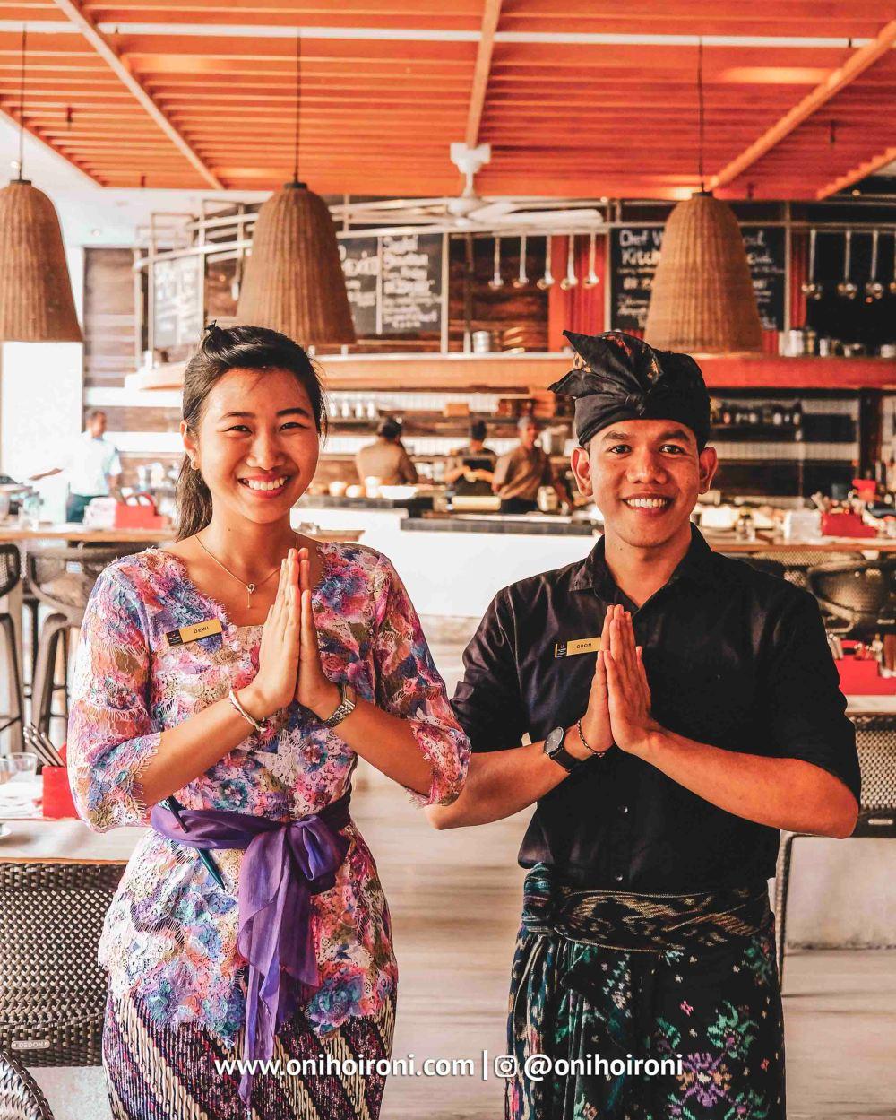 2 Restaurant The Stones Hotel Bali Legian