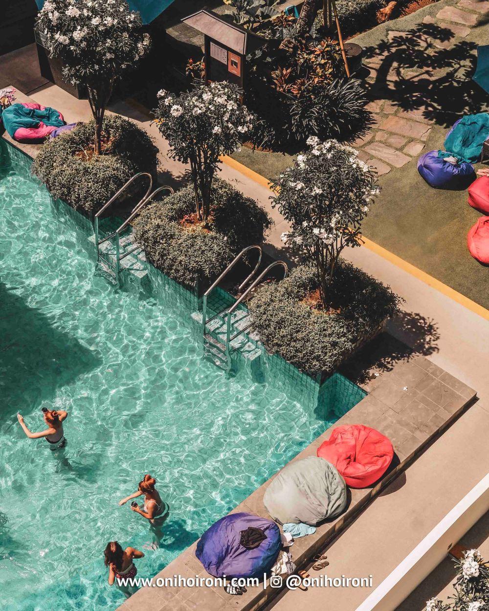 2 Swimming Pool Courtyard Seminyak 2