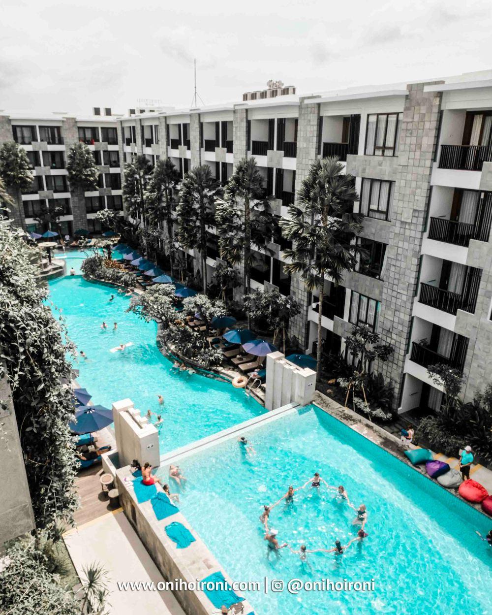 22 Swimming Pool Courtyard Seminyak