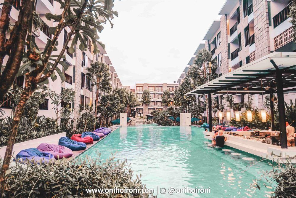 3 Swimming Pool Courtyard Seminyak