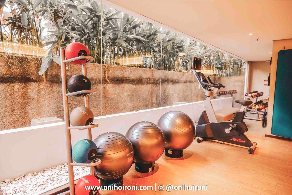 4 Fitness Courtyard Seminyak Bali
