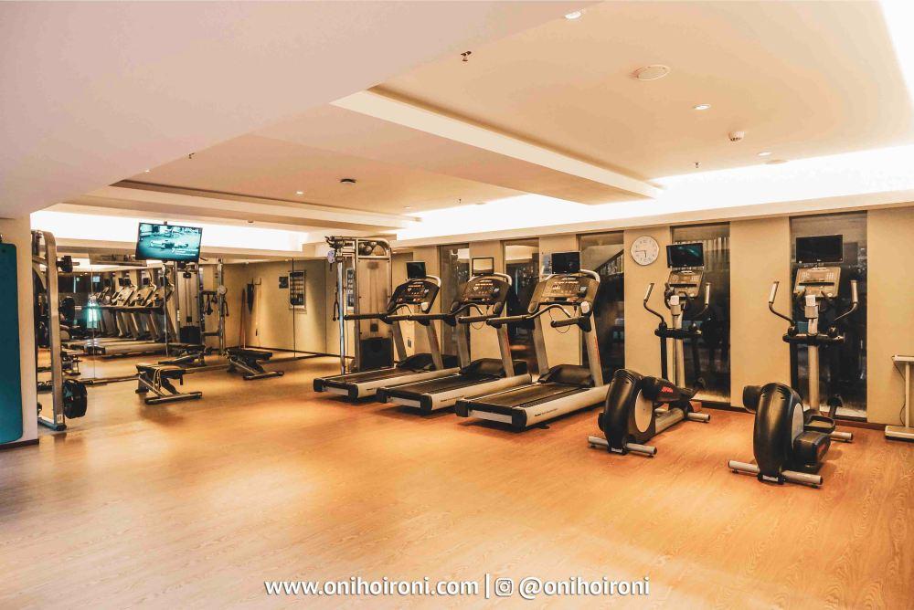 5 Fitness Courtyard Seminyak Bali