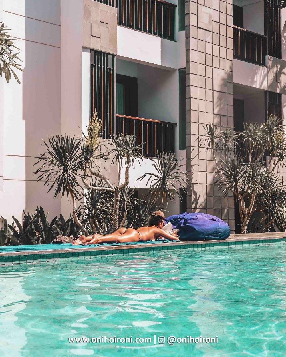 5 Swimming Pool Courtyard Seminyak