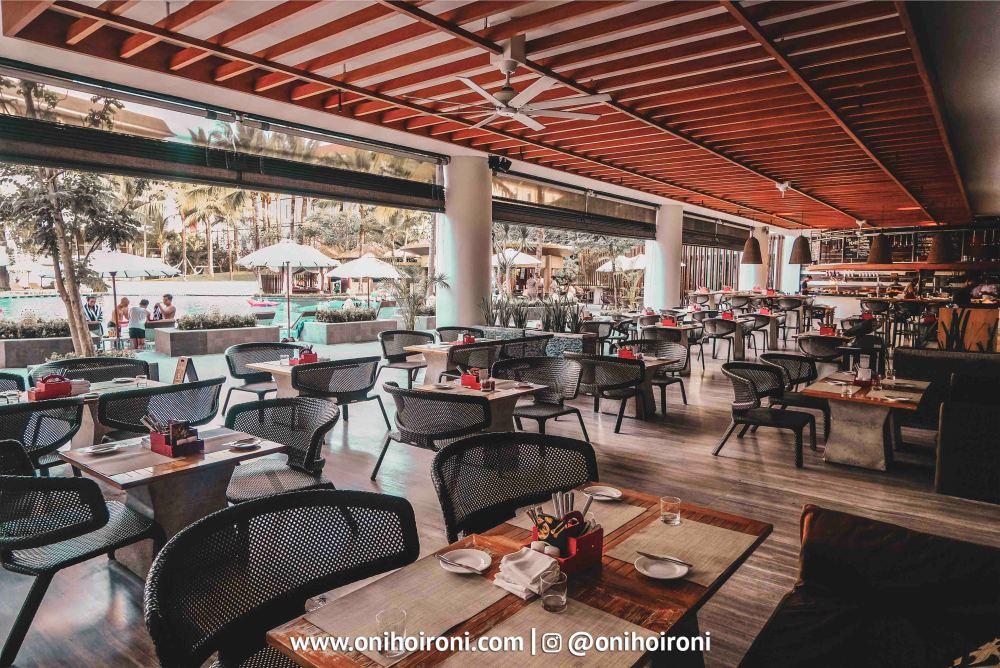 6 Restaurant The Stones Hotel Bali Legian