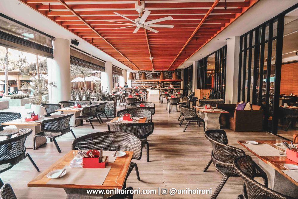 7 Restaurant The Stones Hotel Bali Legian