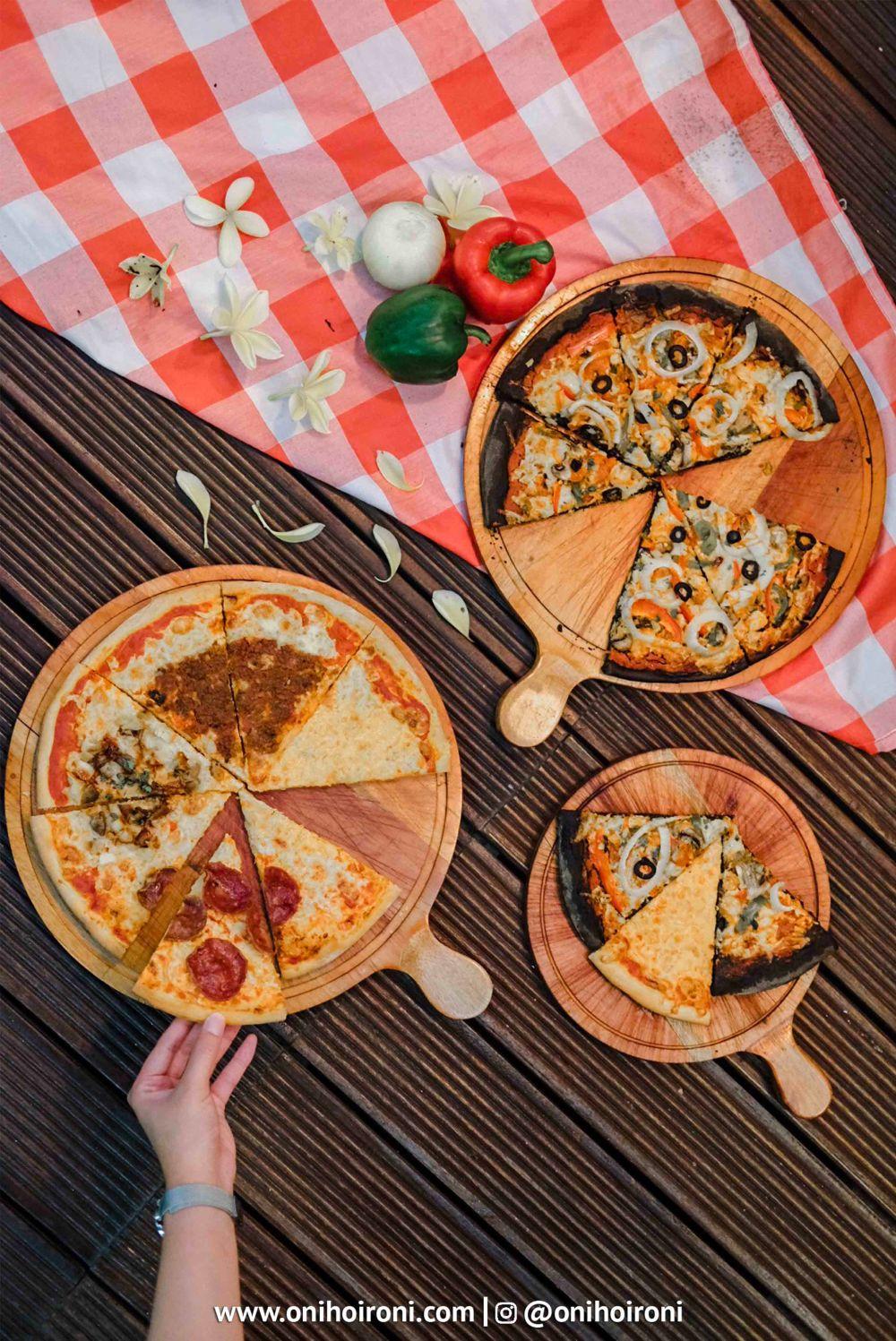 Numero Uno Pizza Bar Alana Jogja.jpg