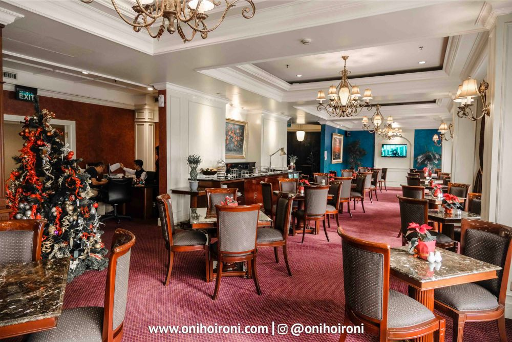 club lounge crowne plaza jakarta 7
