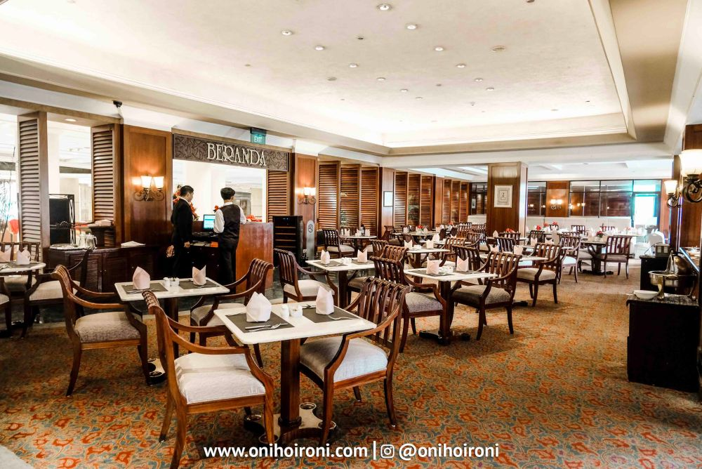 club lounge crowne plaza jakarta 8