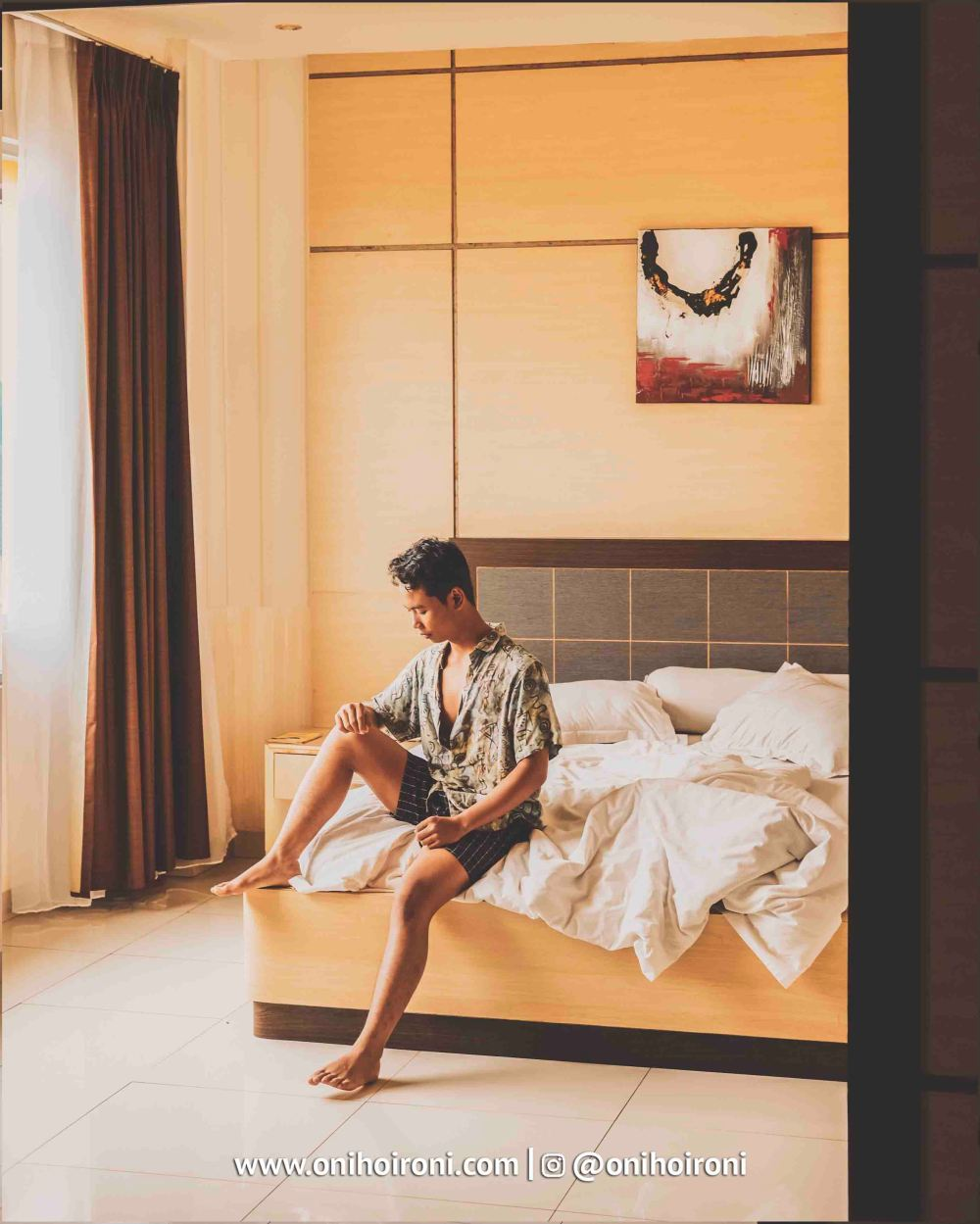 01 Room M One Hotel Sentul Bogor onihoironi