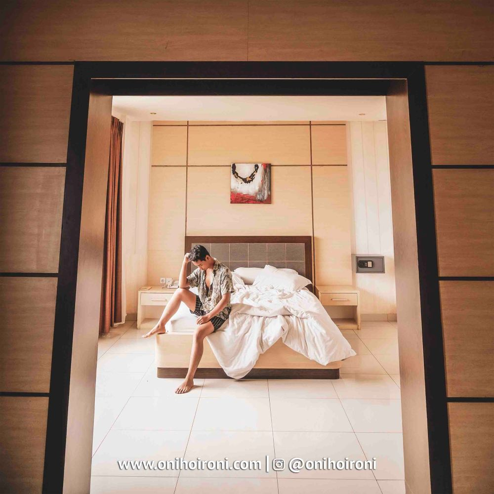 04 Room M One Hotel Sentul Bogor onihoironi