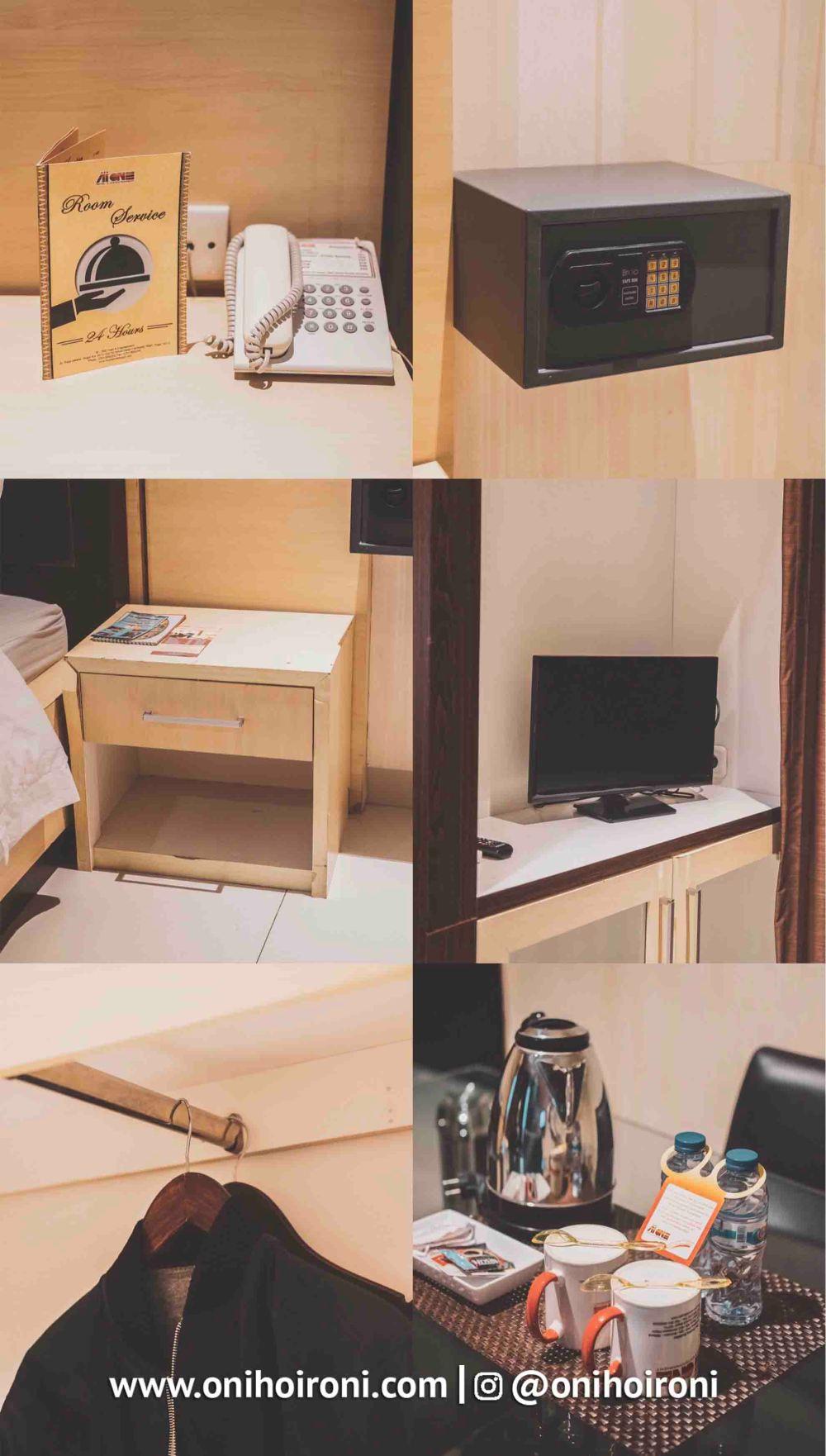 06 Room M One Hotel Sentul Bogor onihoironi copy