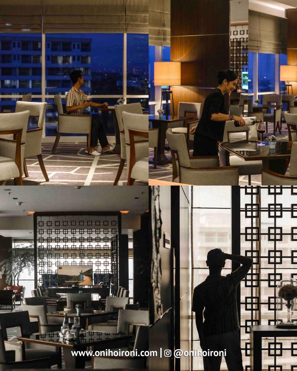 1 Executive Lounge Crowne Plaza Bandung Oni Hoironi