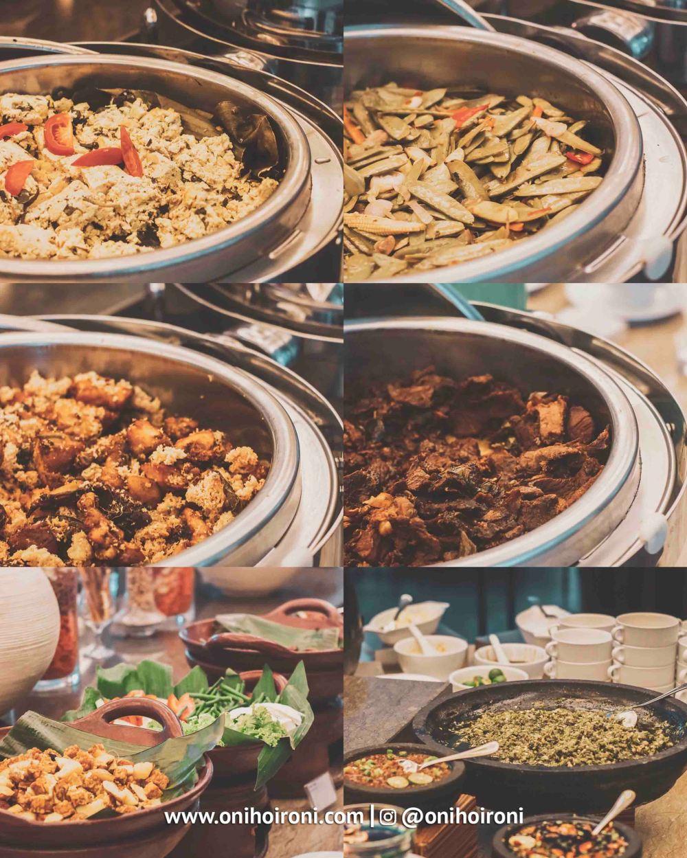 1 Food Holiday Inn Bandung Pasteur Oni hoironi