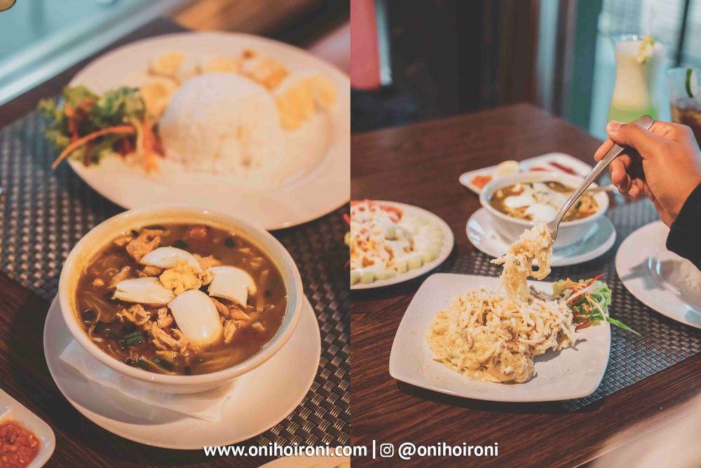 1 Food M One Hotel Sentul, Bogor