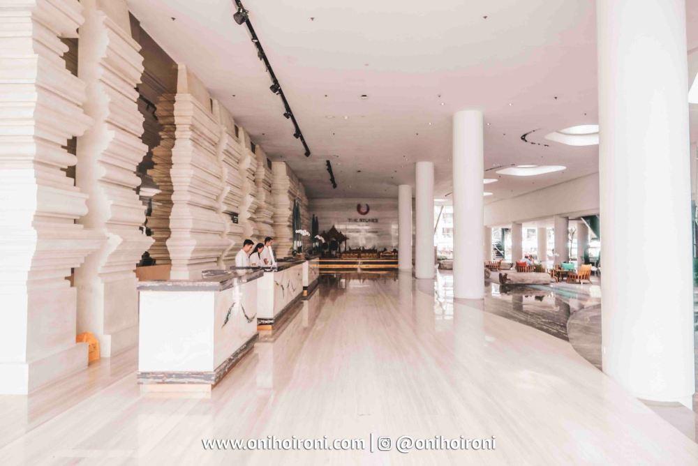 12 Lobby The Stones Hotel Legian Bali