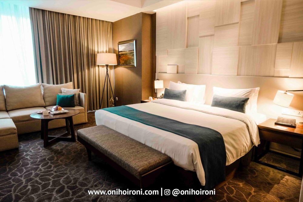 13 Room Crowne Plaza Bandung Oni Hoironi
