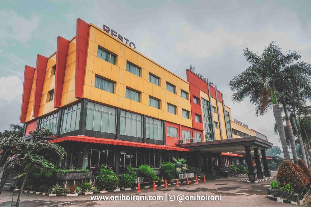2 Building M One Hotel Sentul Bogor Onihoironi