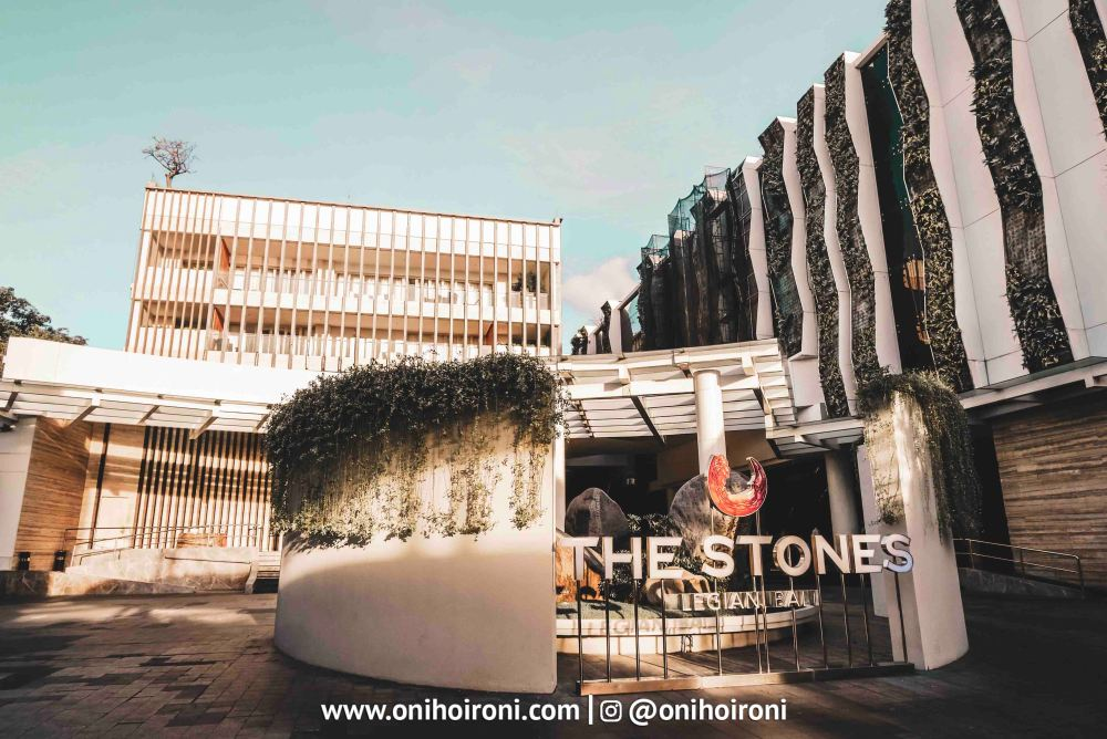 2 Building The Stones Hotel Legian
