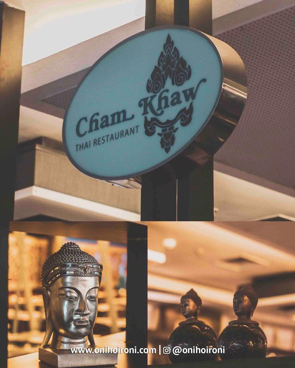 2 Cham Khaw Restaurant Restaurant Holiday Inn Pasteur Oni Hoironi