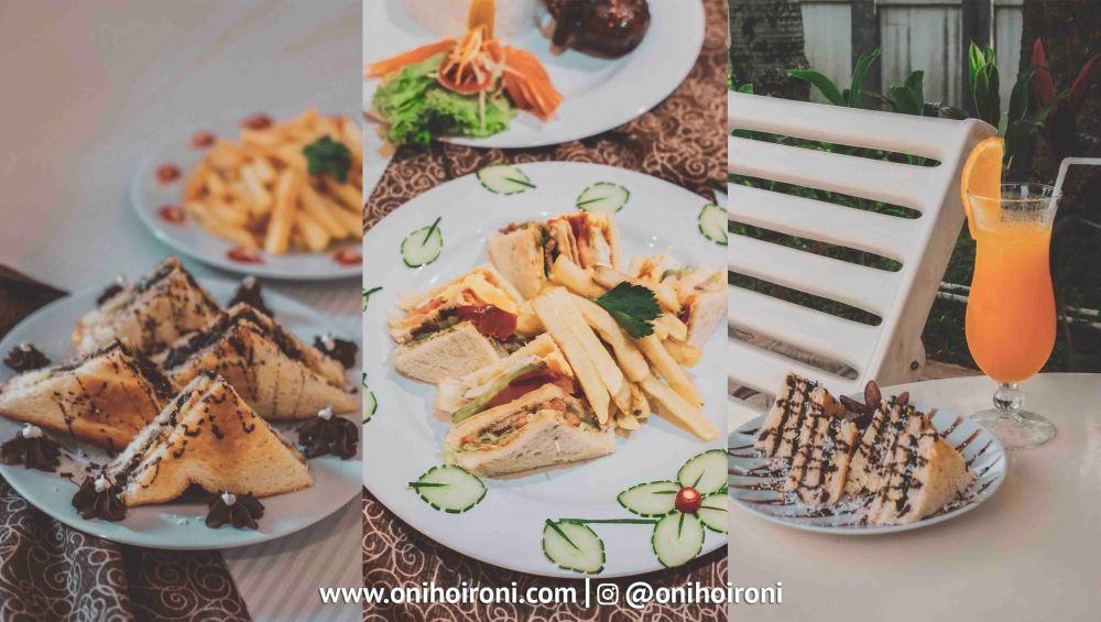 2 Food M One Hotel Sentul, Bogor