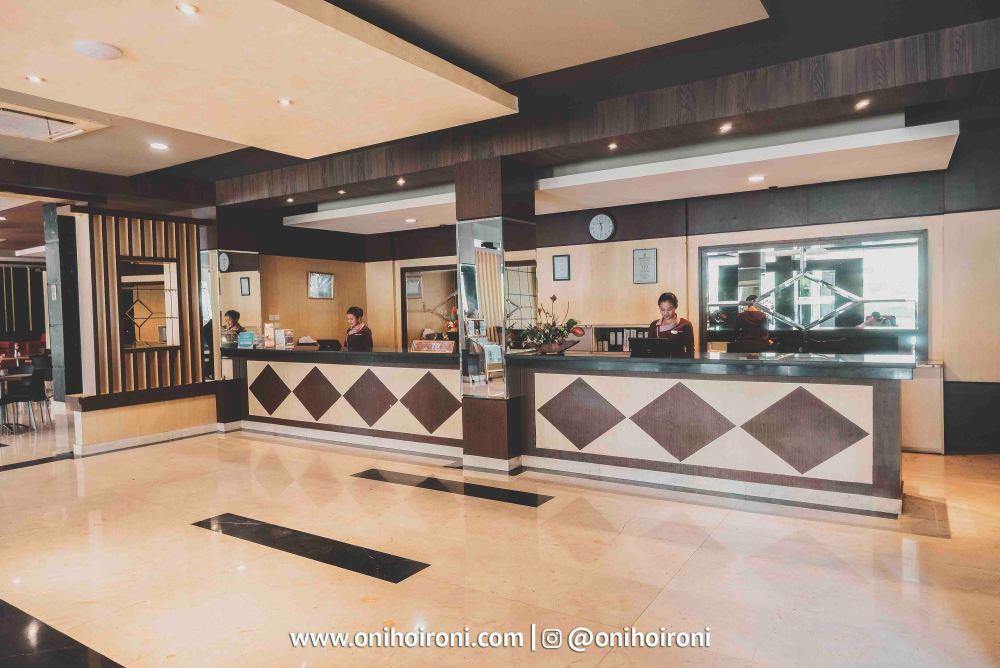 3 Building M One Hotel Sentul Bogor Onihoironi