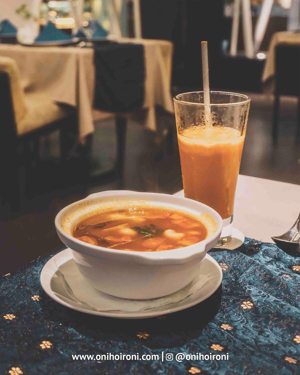 3 Cham Khaw Restaurant Restaurant Holiday Inn Pasteur Oni Hoironi