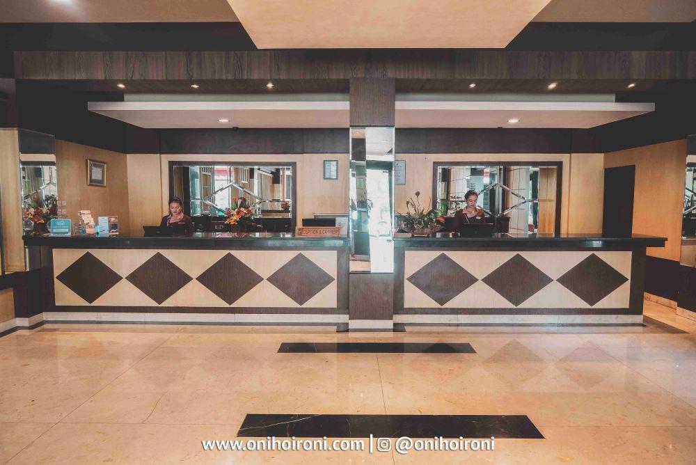 4 Building M One Hotel Sentul Bogor Onihoironi