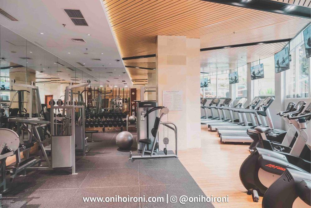 4 Fitness Courtyard Bandung oni hoironi copy