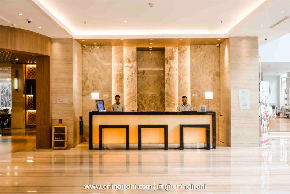 4 Lobby Courtyard bandung Oni Hoironi