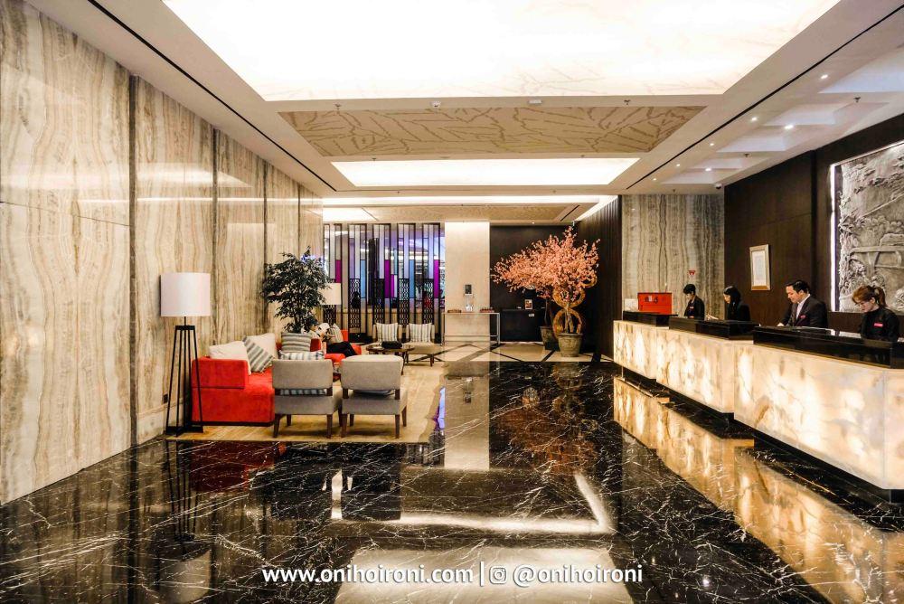 4 Lobby Crowne Plaza Bandung Oni Hoironi