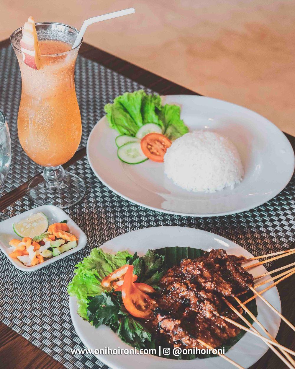 5 Food M One Hotel Sentul Bogor, Onihoironi