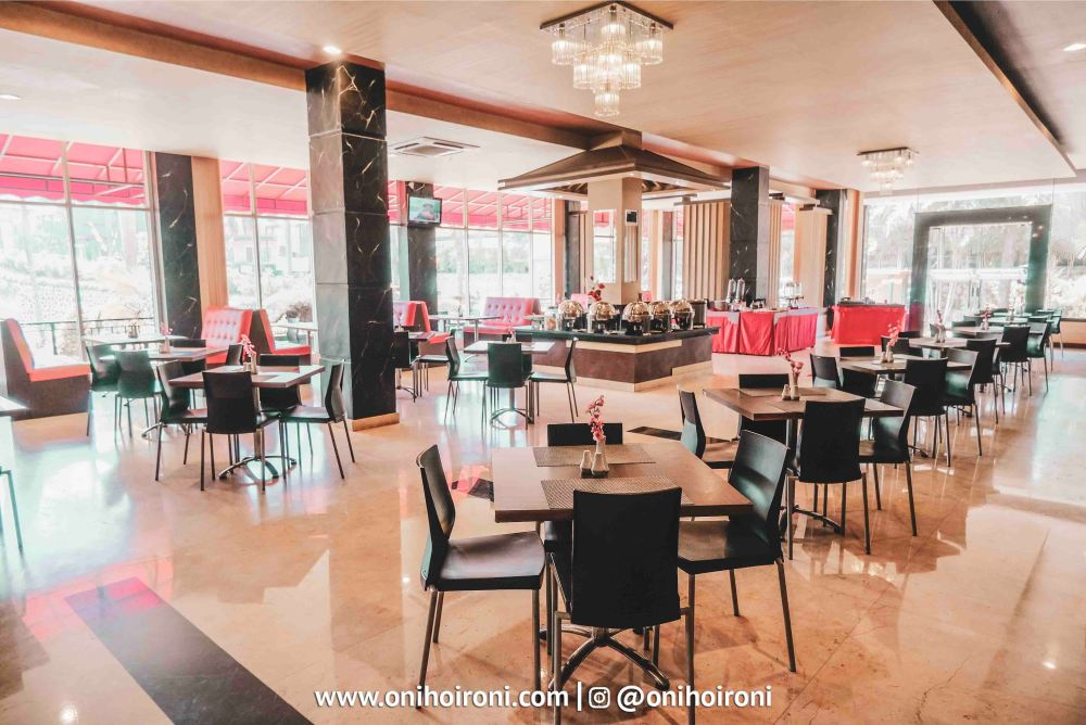 5 Jasmine Restaurant M One Hotel Sentul, Bogor