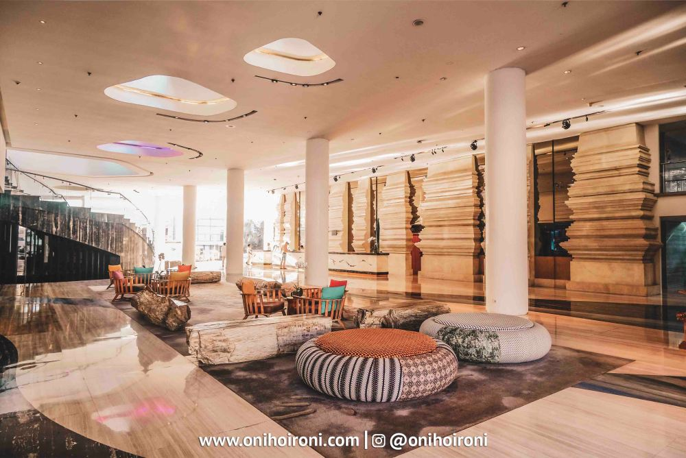 6 Lobby The Stones Hotel Legian Bali