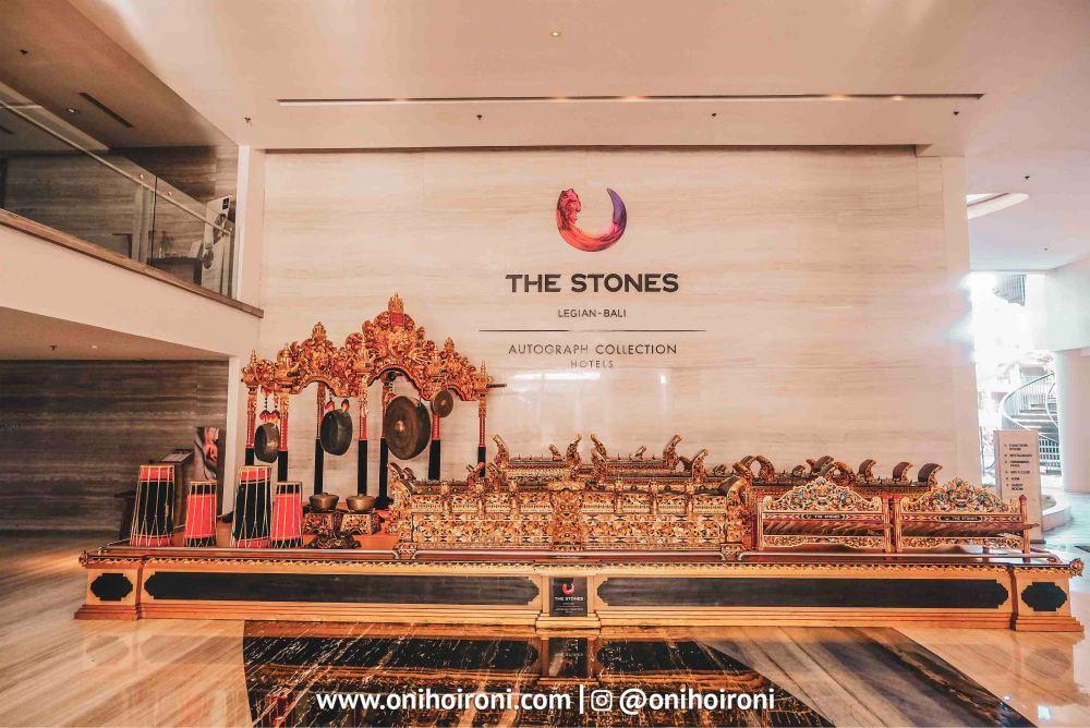 7 Lobby The Stones Hotel Legian Bali
