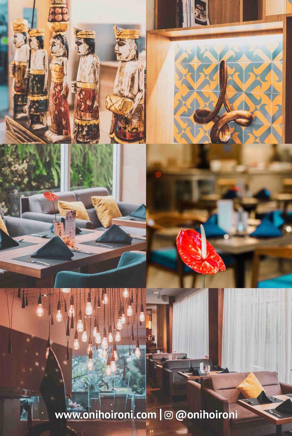 7 Momo cafe Courtyard Bandung