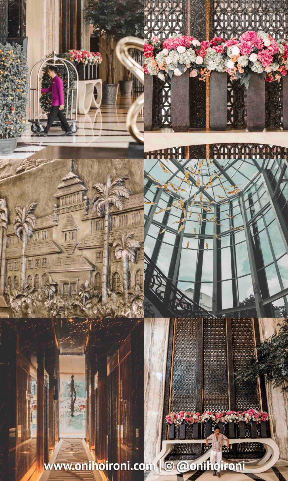 9 Lobby Crowne Plaza Bandung Oni Hoironi