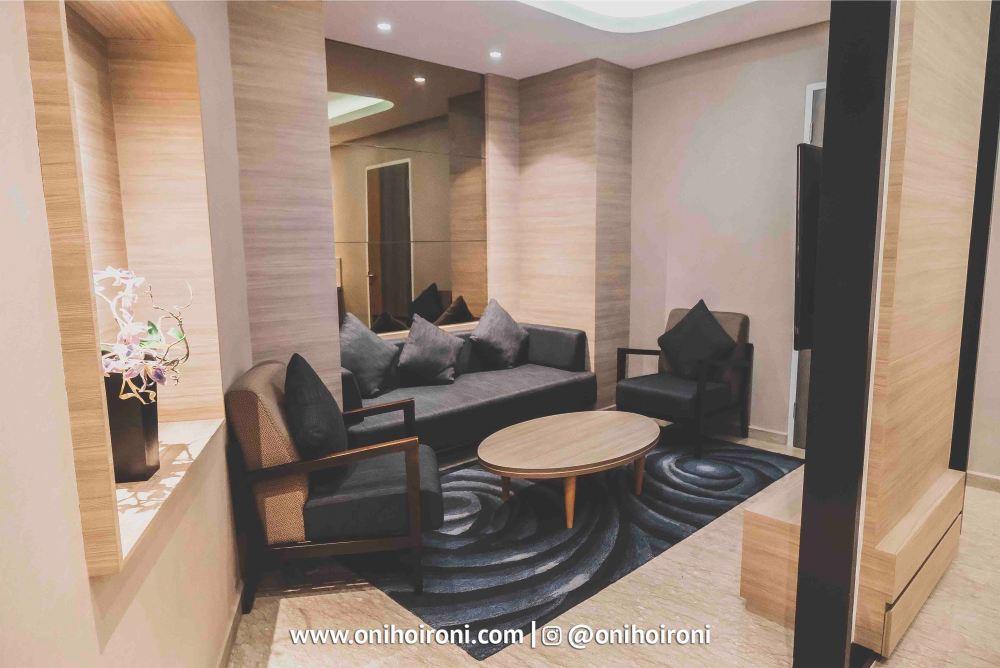 9 Room Holiday Inn Bandung Pasteur Oni Hoironi