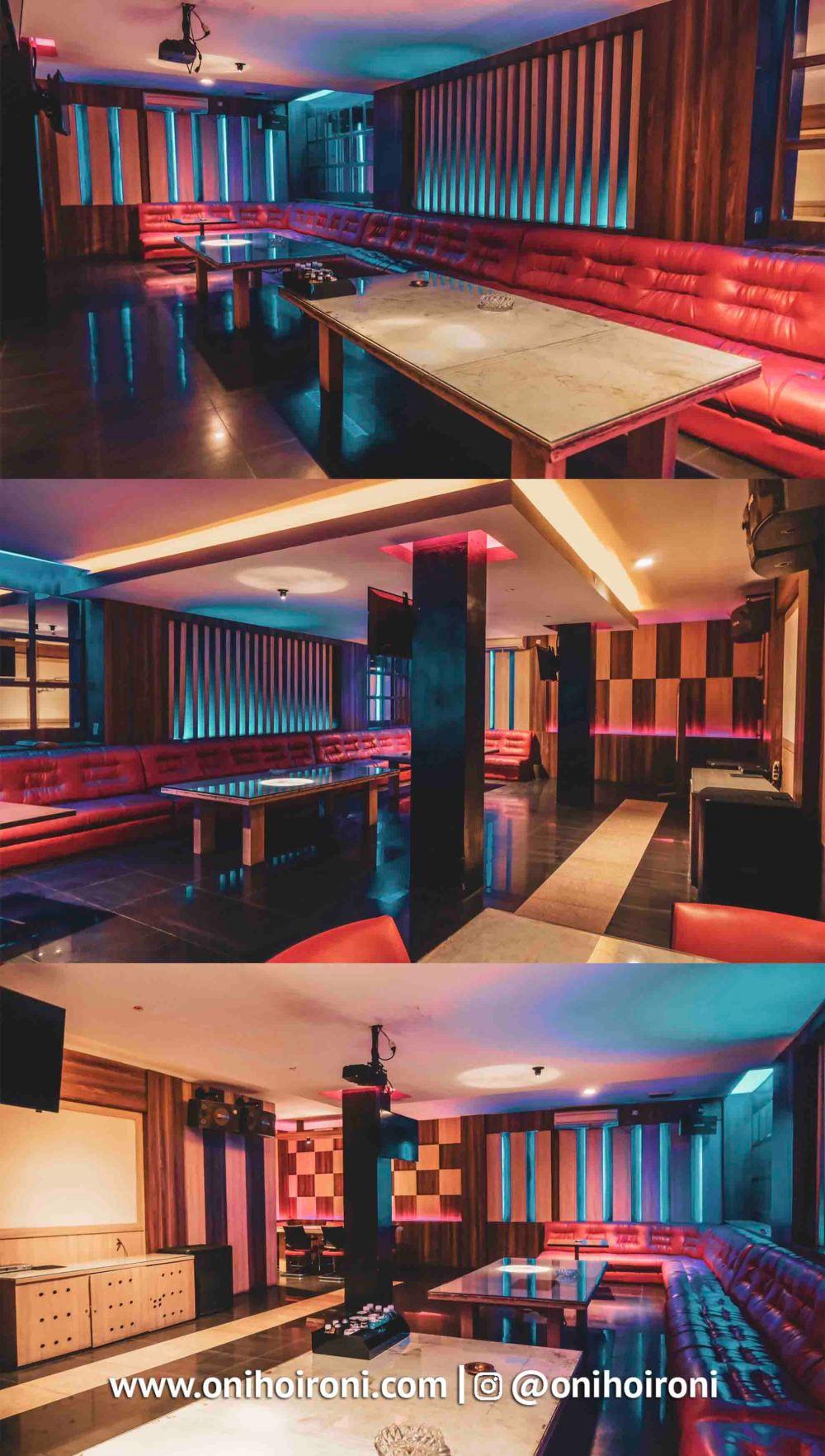 Karaoke M One Hotel Sentul Bogor, Onihoironi.jpg