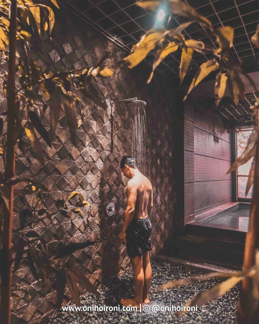 SPA M One Hotel Sentul Bogor, Onihoironi
