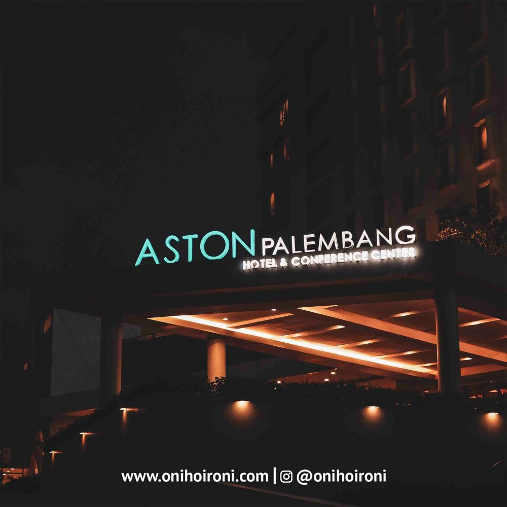 1 Aston Palembang Oni Hoironi