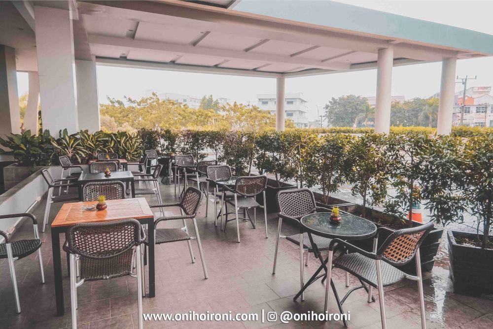 1 Belido Restaurant Aston palembang