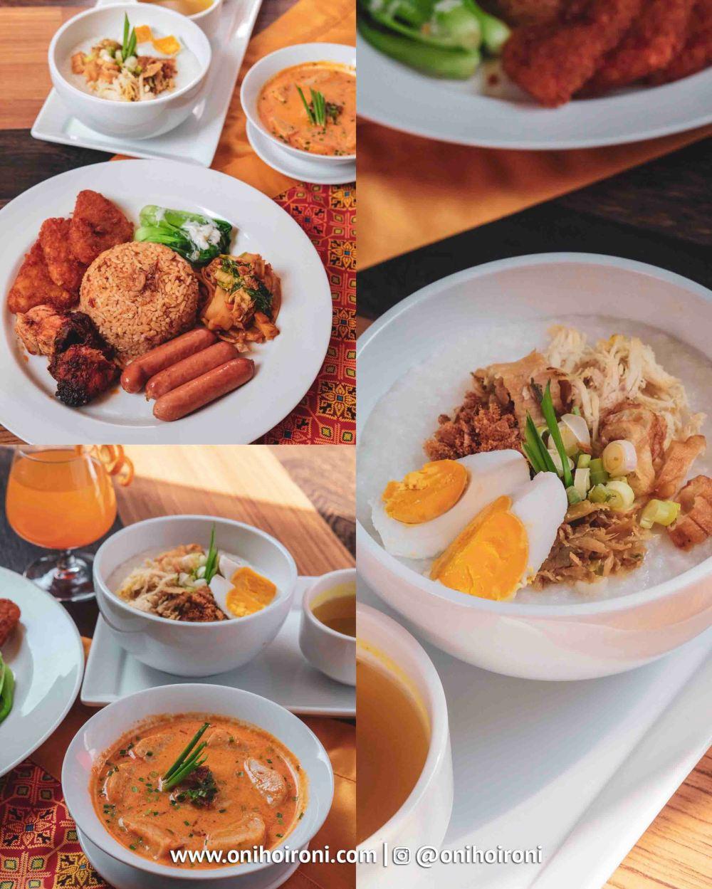 1 Breakfast in bed Aston palembang Oni Hoironi