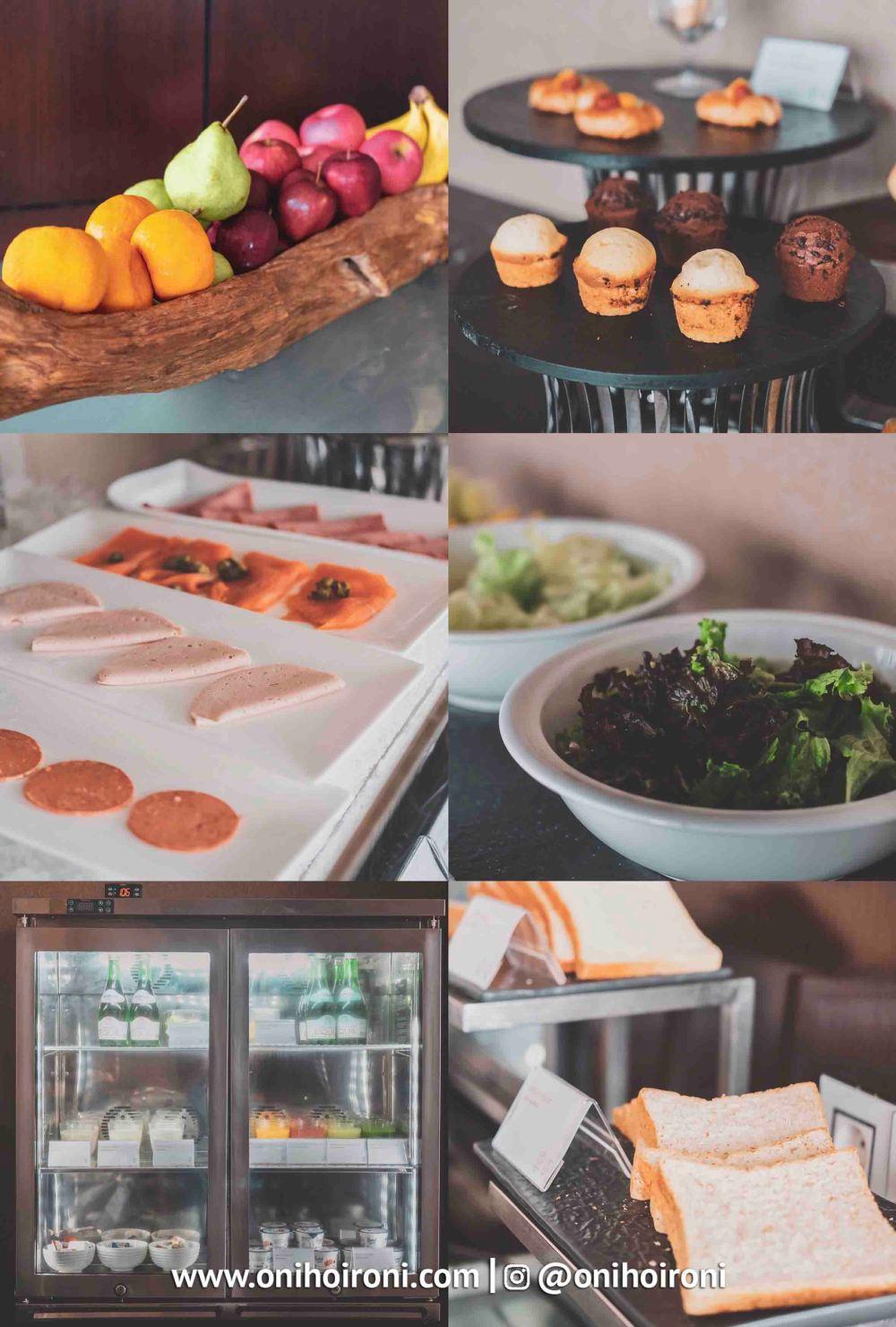 1 Breakfast Lounge Intercontinental Bandung Oni Hoironi