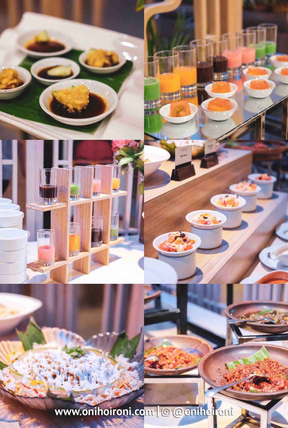 1 Buffet Lime Restaurant Fave Hotel palembang Oni Hoironi