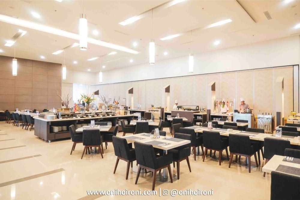 1 D'Central Restaurant Harper Hotel Palembang
